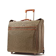 Hartmann Tweed Belting Large Wheeled Garment Bag