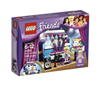 LEGO Friends Rehearsal Stage 41004 by LEGO Friends
