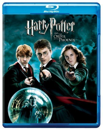 Harry Potter and the Order of the Phoenix [Blu-ray] by Warner Home Video by David Yates (II)