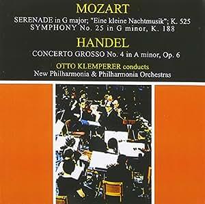 Eine Kleine Nachtmusik / Concerto Grosso