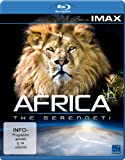 Seen on IMAX: Africa - The Serengeti [Blu-ray]