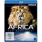 Seen on IMAX: Africa - The Serengeti [Blu-ray]von &#34;George Casey&#34;