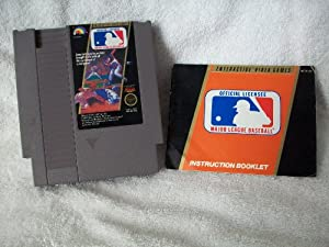 Major League Baseball by LJN