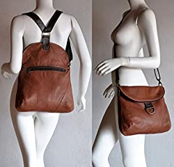 Angelfab Women's Sling Bag (Brown,Bbsb999)