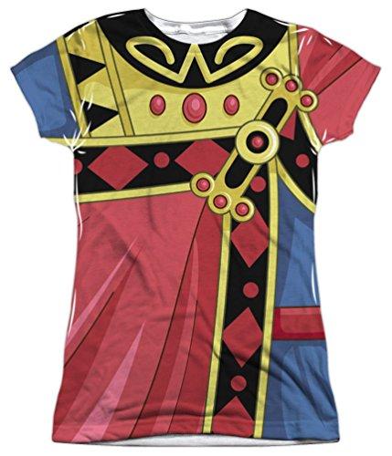 Sublimation: Junior Fit - Zarkon Costume Voltron T-Shirt