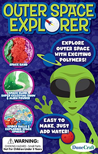 DuneCraft Science Fun Kits - Outer Space Explorer Set