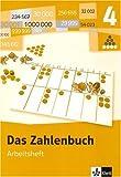 echange, troc Cinzia Medaglia - Das Zahlenbuch 4. Arbeitsheft. Neubearbeitung. Berlin, Brandenburg, Bremen, Hamburg, Hessen, Mecklen