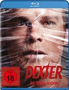 Dexter - Die achte Season [Blu-ray]