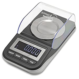 Amazon.com: Smart Weigh High Precision Digital Milligram ...