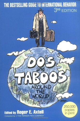 Do's and Taboos Around The World