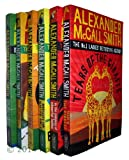 Alexander McCall Smith Alexander McCall Smith 6 books: The No 1 Ladies Detective Agency Series 1, 2, 3, 4, 6 Tears of the Giraffe / Morality for Beautiful Girls / Kalahari Typing School For Men / Full Cupboard of Life / In the Company of Cheerful Ladies