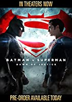 Batman v Superman: Dawn of Justice (Ultimate Edition Blu-ray + Theatrical Blu-ray + 3D-Blu-Ray + UltraViolet Combo Pack) by Warner Home Video