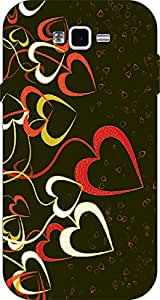 ECO SHOPEE PRINTED BACK COVER FOR SAMSUNG Z1 ARTICLE-11662