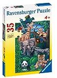 Ravensburger Animal Kingdom - 35 Piece Puzzle