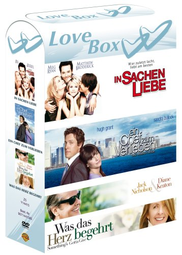 Love Box 5 [3 DVDs]