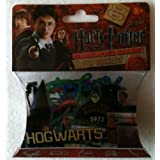 HARRY POTTER Silly Bandz HOGWARTS School Of Witchcraft & Wizardy (Pack Of 20 Wrist Bands)