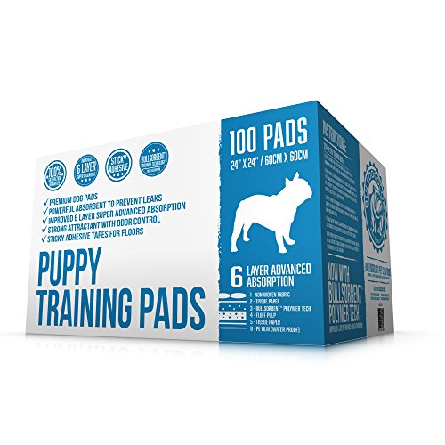 bulldogology-pet-solutions-6-layer-puppy-training-pads-with-adhesive-sticky-tape-training-guide-24-x