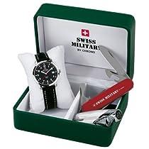 Mans watch Swiss Military Knife set SM34006.03setk