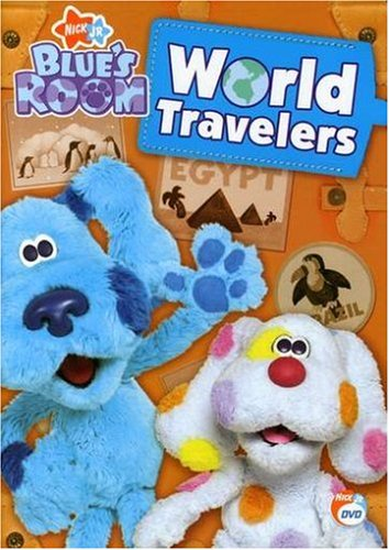 Blue's Clues: Blue's Room - World Travelers