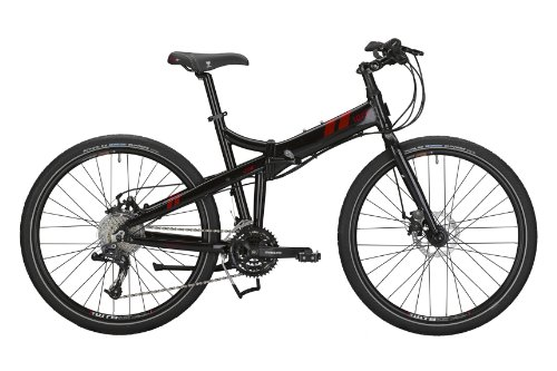 tern Joe P24 black/red Radgröße 26 Zoll 2013 Faltrad