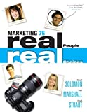 Marketing: Real People, Real Choices, Student Value Edition Plus NEW MyMarketingLab with Pearson eText -- Access Card Package (7th Edition)