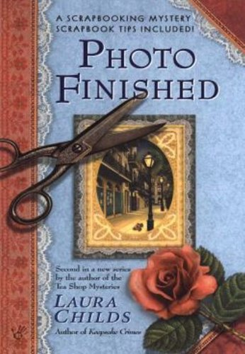 Photo Finished (A Scrapbooking Mystery)
