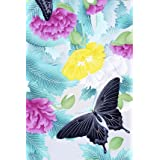 Butterflies and Flowers (Print On Demand)
