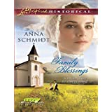 "Family Blessings (Amish Brides of Celery Fields Book 2) (Kindle Edition) By Anna Schmidt          Buy new: $4.99     Customer Rating:       First tagged ""amish"" by yolanda"