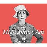 Mid-Century Ads Tear-off Calendar 2014: All international holidays included (Taschen Tear-off Calendars)