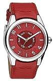 D&G DW0260 Ladies Sandpiper Red strap Watch