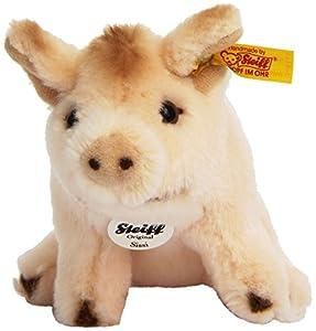 Steiff Sissi Sitting Piglet by Steiff