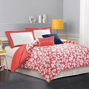 Amazon Com Kate Spade Mixed Petals Pink Coral Floral
