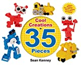 img - for Cool Creations in 35 Pieces book / textbook / text book