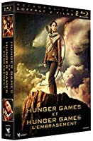 Hunger Games + Hunger Games 2 : L'embrasement [Édition Collector]