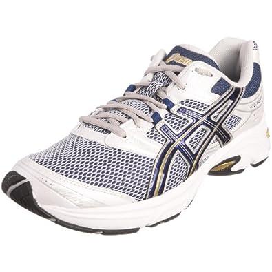 Asics Men's Gel Oberon 4 Running Shoe Lightning/Denim/Gold T026N9155 14 UK