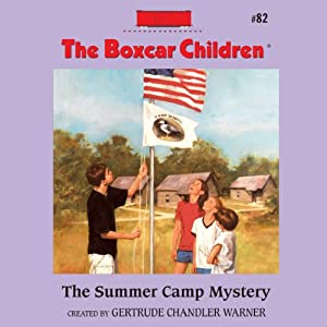 The Summer Camp Mystery Audiobook