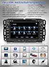 2007-2013 Chevrolet Silverado 1500 2500HD 3500HD Tahoe Avalanche GMC Sierra 1500 2500HD 3500HD Yukon In-dash GPS Navigation Radio Satellite XM DVD Bluetooth Touch Screen AV Receiver CD Player Stereo SD USB FM AM iPod-Ready OEM Fit Replacement Deck w/ Copyrighted NNG iGo Navteq Updatable Maps Astrium GEE-1102S