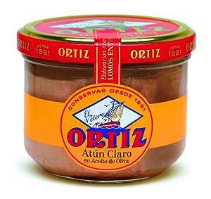 Ortiz Yellowfin Tuna in Olive Oil, 220-Grams