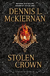 Stolen Crown: A Novel of Mithgar by Dennis L. McKiernan