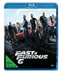Fast &amp; Furious 6 [Blu-ray]