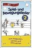 DVD & Blu-ray - Die 30 besten Spiel- und Bewegungslieder 2 - Die DVD - zum Angucken, Lernen und Mitmachen
