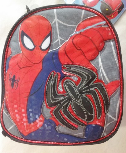 Marvels Ultimate Spiderman Deluxe Expandable Lunch Kit - 1