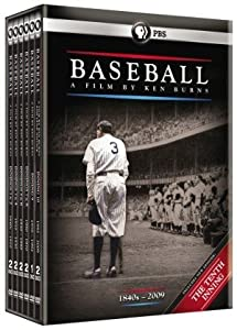 Ken Burns: Baseball - 2010 DVD Collector