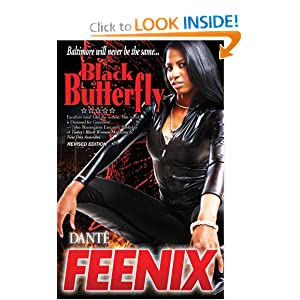 Black Butterfly Dante Feenix, B. Holliday, D. Green and none