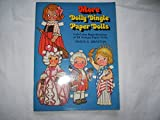 img - for More Dolly Dingle-Paper Dolls book / textbook / text book