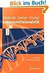 Lebensmittelanalytik (Springer-Lehrbu...