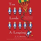 Ten Lords A-Leaping: A Father Christmas Mystery | [C. C. Benison]