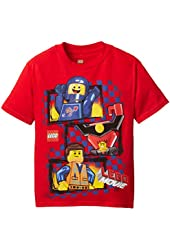 Lego Little Boys' Character T-Shirt