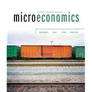 Macroeconomics canadian edition 12th edition mcconnell.