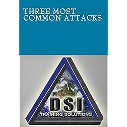 Three Most Common Attacks